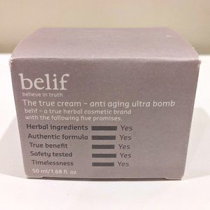 belif The true cream - anti aging ultra bomb